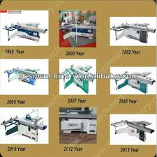 Woodworking Machinery Shows 2012 by Italy Technicial Panel Saw Woodworking Machines Mj6132td Buy