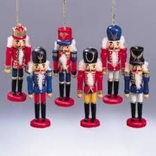 kurt s adler set of 6 wooden soldier nutcracker