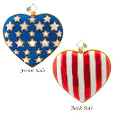 16 best christopher radko patriotic usa ornaments images on