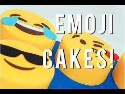 how to make your favorite emojis out of cake chocolate cakes