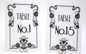 free table number templates free vintage table number template printables on pinterest table