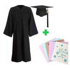 caps and gowns for sale graduation cap and gown clothing shoes accessories ebay