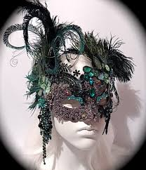 bead masks a rich venetian style masquerade mask created for an extraordinary