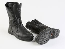 short bike boots boots review dainese anfibio café mcn