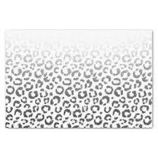 cheetah print tissue paper cheetah print craft tissue paper zazzle co nz