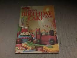 womens weekly children birthday cake book nonfiction books