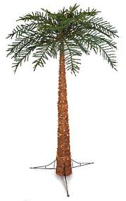 our outstanding pre lit palm tree selections will make any space