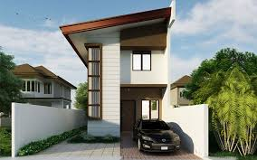 modern 2 storey house design fascinating small house design 2