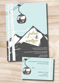 mountain wedding invitations best 25 mountain wedding invitations ideas on rustic