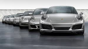 porsche carrera from zero to 1 000 000 seven generations of the porsche 911