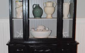 Black Hutches Cabinet Hutches And Cabinets Fearsome Hutches And Display