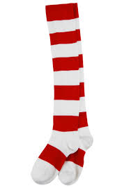 stockings halloween striped halloween stockings