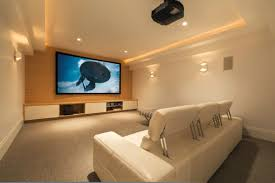Home Cinema Living Room Ideas Modern Home Theater Design Ideas Racetotop Elegant Modern Home