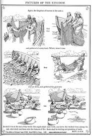 free coloring pages of miraculous catch fish biblical fishing boat