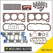 fit head gasket set bolts lifters 95 96 ford explorer ranger