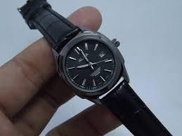 Jual Jam Tangan Alba jam tangan alba tali kulit black jam tangan alba kulit
