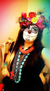 day of the dead makeup for halloween 56 best day of the dead images on pinterest day of the dead