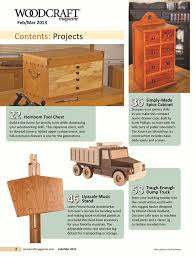 Making A Tool Cabinet Woodcraft Magazine Issue 51 Entertaining Projects For Your Woodshop