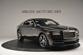 rolls royce sport 2017 2016 rolls royce wraith stock r339 for sale near greenwich ct