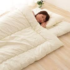 amazon com emoor compact sized japanese futon set compact twin