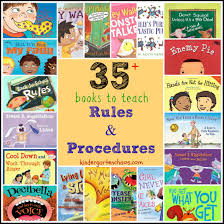 printable instructions classroom books to help teach classroom rules and procedures