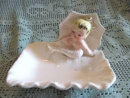 vintage dish ring holder images 60 best vintage bathroom decor images mermaids jpg