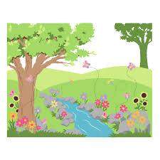 butterflies flowers wall mural customer photos and alternate images butterflies flowers wall mural