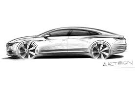 2017 volkswagen arteon spy pics and tech specs of cc replacement