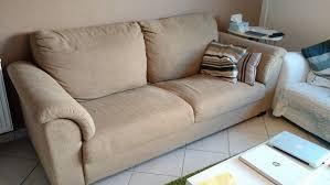 canapé ikea tissu achetez canapé tissu 3 occasion annonce vente à orens de