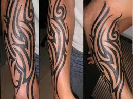 tribal hand tattoo for men 2015