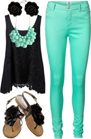 Mint Colored Skinny Jeans Best 10 Turquoise Pants Ideas On Pinterest Turquoise