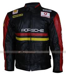 motorcycle racing jacket honda cbr motorcycle racing grey black leather jacket