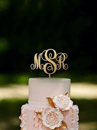 monogram cake toppers for weddings great monogram wedding cake toppers b16 on pictures selection m39