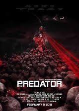 predator poster ebay