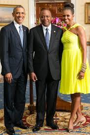 Kenya Flag Clothing Michelle Obama Flies The Ethical Flag In Ashley Pittman Bangles
