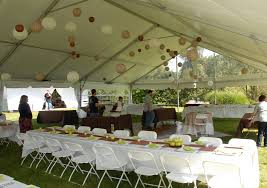 outdoor tent wedding paper lanterns for light and mood at our outdoor tent wedding