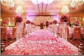 new style wedding aisle pillar for weddings decor walkway
