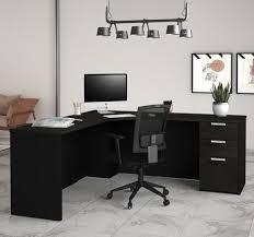 Deep Office Desk L Shaped Office And Computer Desks From Computerdesk Com