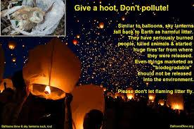 firework lantern sky lanterns flaming litter balloons