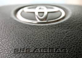 lexus recall air bags toyota announces a u s recall over faulty passenger side airbags