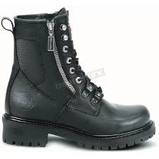 cruiser biker boots milwaukee motorcycle clothing co womens trooper leather boots