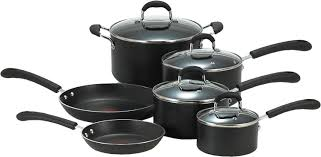 black friday deals on pots and pans amazon com t fal e938sa professional total nonstick thermo spot