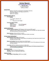 Resume For Teenagers First Job by 7 How To Make A Cv For Students Daily Chore Checklist