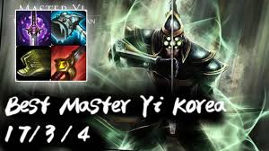 Bestmaster by Best Master Yi Korea Jungle Vs Lee Sin Korea High Elo Youtube