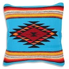 southwestern designs southwest style throw pillows designs serape throw pillow covers x