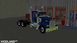 w900 kenworth trucks for sale canada kenworth w900 daycab mod farming simulator 17