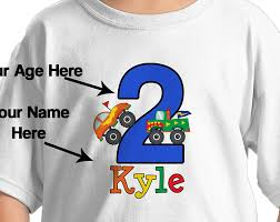 birthday shirts customteesfortots
