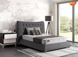 Wood Panel Bed Frame by Bed Frames Grey Bed Frame Queen Gray Platform Bed Grey Platform