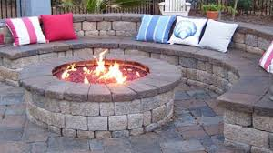 How To Build Your Own Firepit Diy Gas Firepit Amazing Diy How To Build A Pit