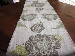 sage green table runner shabby chic table runner bureau scarf sage green table runner